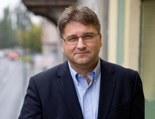 Zdjęcie Prezesa Zarządu Janusza Jasińskiego